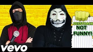 🎶 PZ9 DISS TRACK! 🎶 PROJECT ZORGO HACKER MUSIC VIDEO FT CHAD WILD CLAY CWC VY QWAINT SPY NINJAS!
