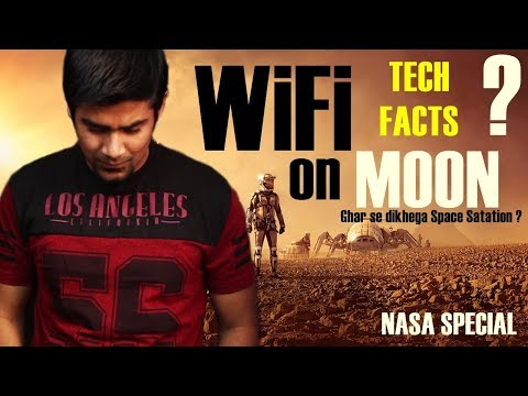 See Space Station Through Your Terrace | WiFi On Moon | Tech Facts - Nasa Special