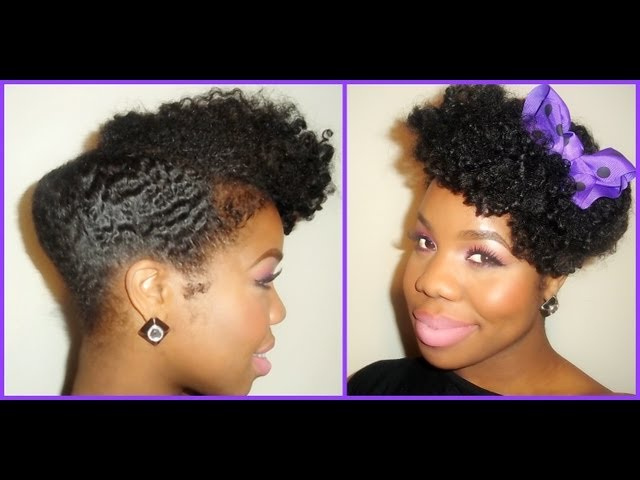 5 Holiday Updos For Short And Medium Natural Hair We Have Moved To Naturalhairrules Com