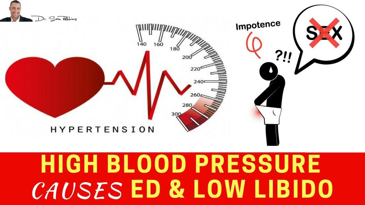 high blood pressure medicine erectile dysfunction