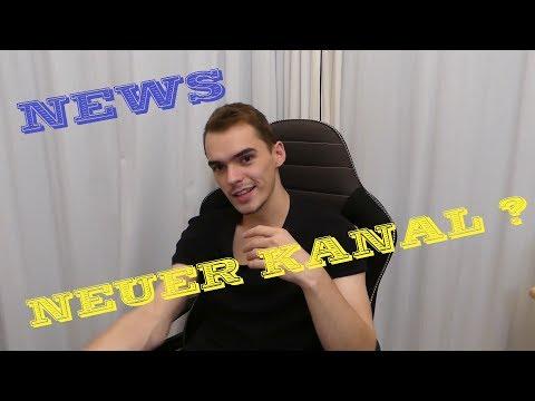Neuer YOUTUBE KANAL ? | Aktuelle NEWS #5 | Mein neues Projekt