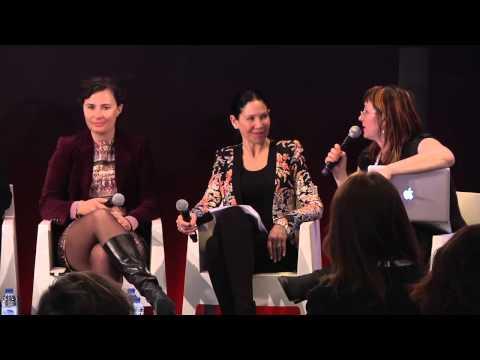 Women in Tech & Media - MIPTV 2013