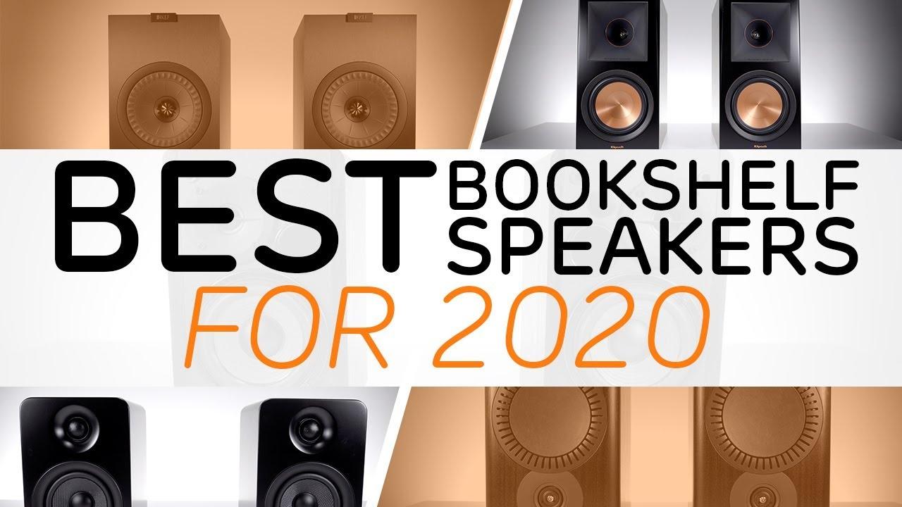 Best Bookshelf Speakers To Buy In 2020 Youtube