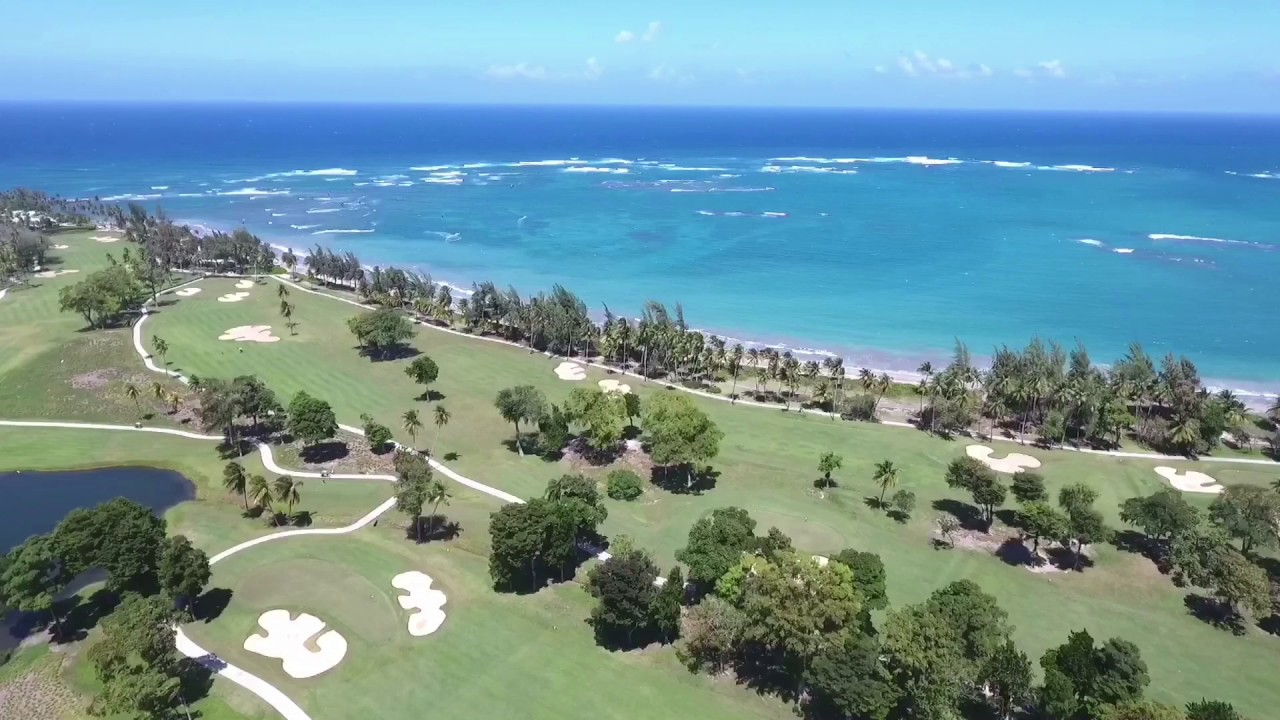 Dorado Beach East Tpc Golf Caribbean