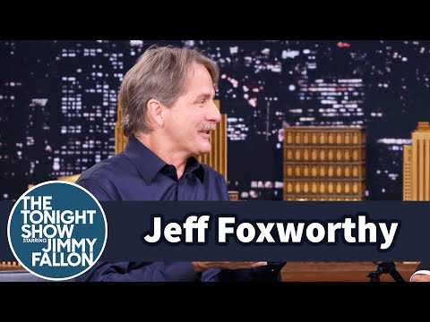 Jeff Foxworthy Didn't Know Pain Until He Passed Kidney Stones