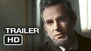 Lincoln Official Trailer #1 (2012) Steven Spielberg Movie HD