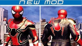 AVENGERS: Infinity War Spider-man Suit - The Amazing Spider-man 2 (PC) MOD