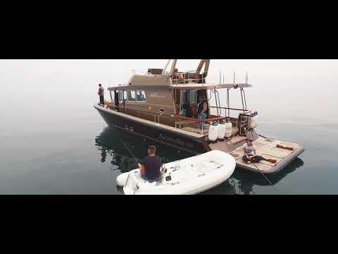 Экспедиционная яхта  NorthSilver 1440