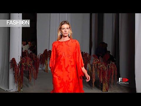 PRZHONSKAYA Spring Summer 2019 Ukrainian FW - Fashion Channel