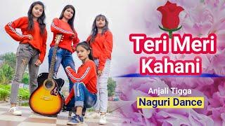 teri-meri-kahani-vicky-kachhap-new-nagpuri-sadri-dance-2020-anjali-tigga