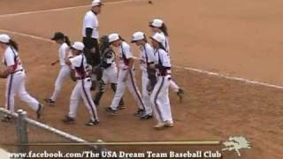 Dream Team - 2012 All Girls Baseball Club