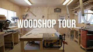 Woodshop Tour! (2021)