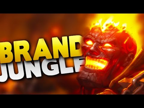 Season 10 Brand Jungle Gameplay Guide - League of Legends