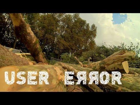 user error - code 1D10T