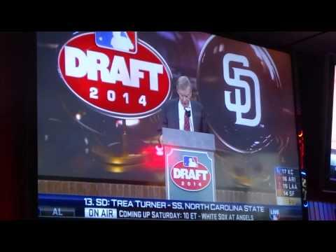 Part3 2014 MLB Draft Party