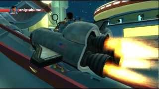Carnival Games Monkey See Monkey Do Coasterama DLC Xbox 360 Kinect 720P gameplay