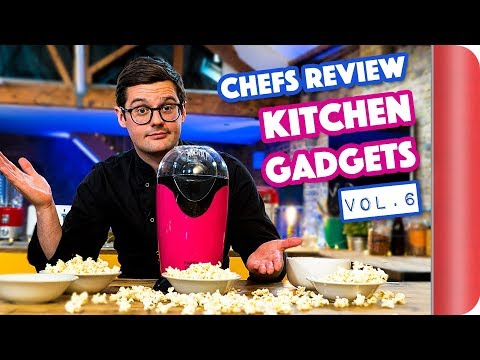 Chefs Review Kitchen Gadgets | Vol.6