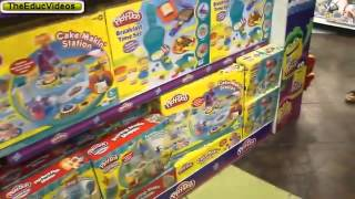Play Doh Playset Ice Cream Shoppe Mega Pack Sweet Shoppe Play Doh etc mp4   YouTube Thumbnail