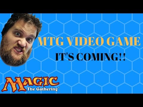 MTG Triple A MMO Promised Th Magic The Gathering Fans Now!