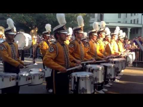 Best LSU Band Entrance November 2012