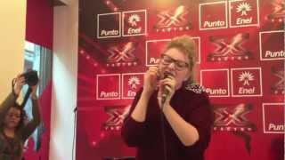 Cixi (X Factor 2012) - Non sono l