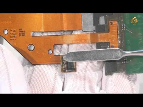 Ремонт Nokia 6500 Slide - замена межплатного шлейфа в телефоне