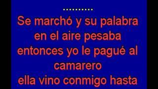 El Hombre Del Norte - Juan Pardo - karaoke Tony Ginzo