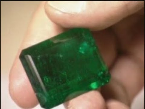 The Emerald of Colombia documentary of Patrick Voillot