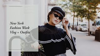 new york fashion week vlog outfits   chriselle lim
