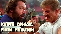 """Bud Spencer: """"Sie nannten ihn Mücke"""" - Armdrücken"""