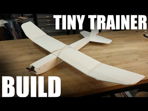 Flite Test | Tiny Trainer BUILD