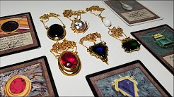 Real MTG Mox replicas?!?  Real Gemstones?  Yes!