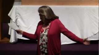 Rev. Lindvig—Maundy Thursday Service—Seattle Unity Church—03-28-2013