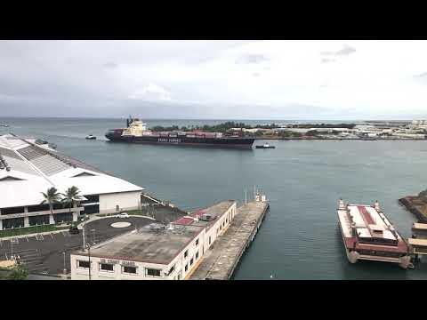 Coast Guard reopens Hawaii ports
