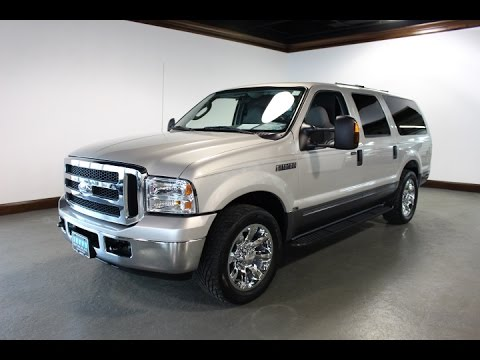 Ford Excursion Xlt Ultra Conversion For Sale In Canton Ohio Jeffs Motorcars