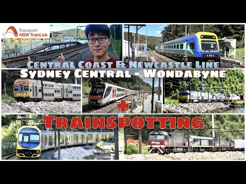 NSW TrainLink Central