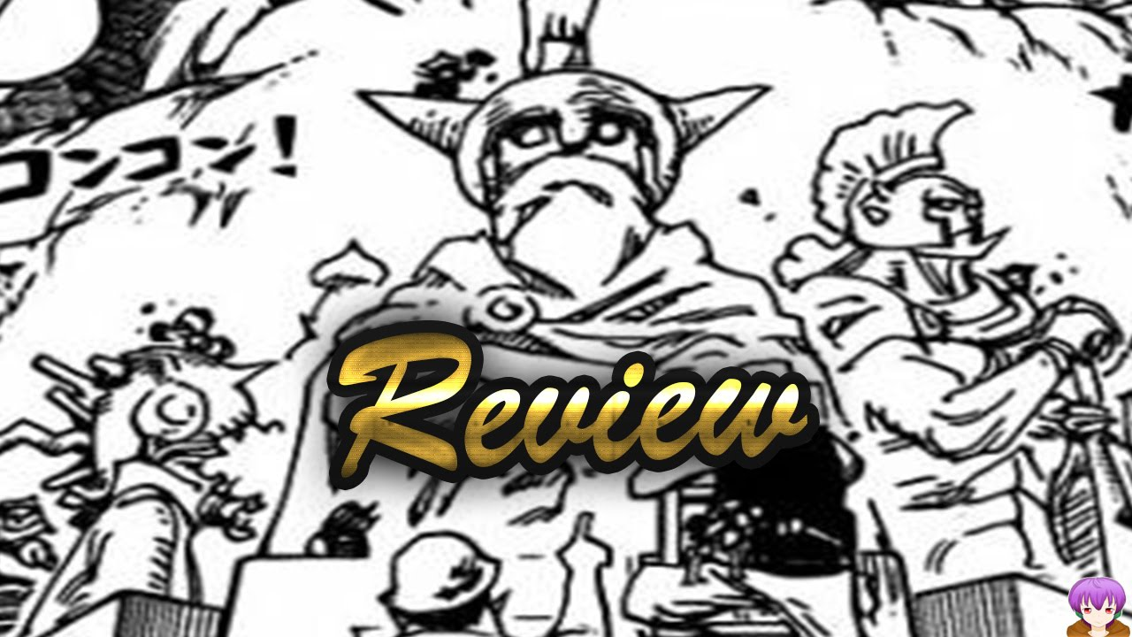One Piece Chapter 801 Manga Review - OMFG Is That Rob Lucci or Someone Else!? ワンピース - YouTube