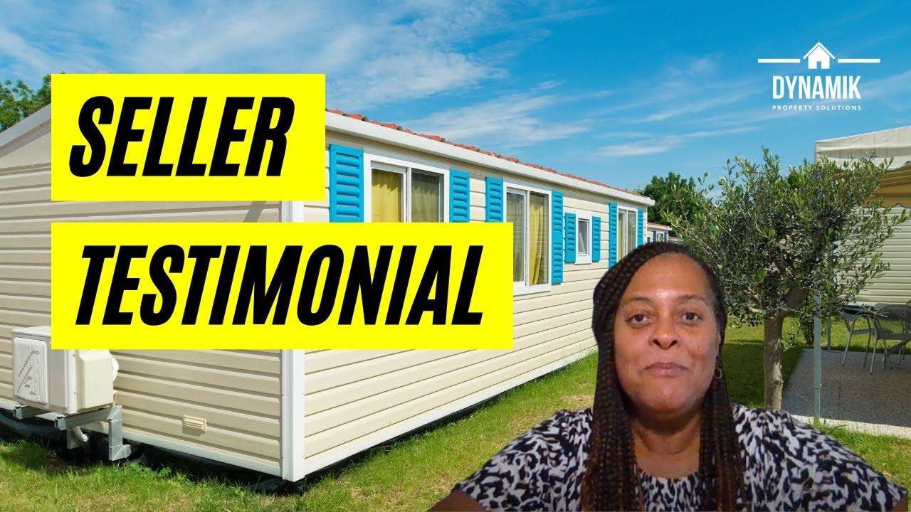 Dynamik Property Solutions seller testimonial