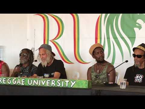 Congo Man Cedric Myton @ Reggae University Rototom Sunsplash 2017