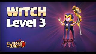 Download lagu Clash of Clans - Level 3 Witches! (Town Hall 11 Update)