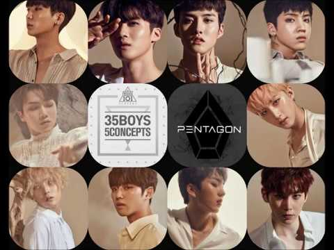 How Pentagon Would Sing Never by Nation's Son