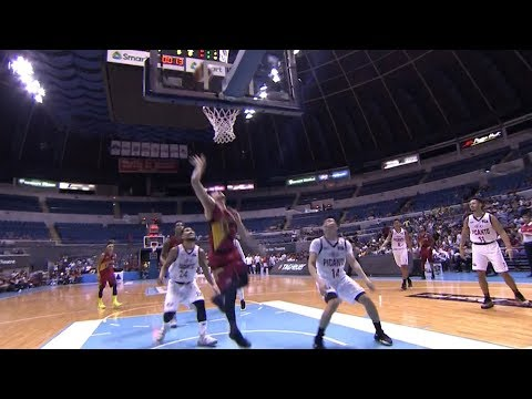 Marcio Lassiter for the win! | PBA Philippine Cup 2018