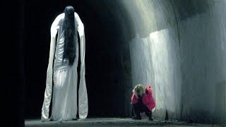 巨大貞子ドッキリ/Tallest Sadako Scary Prank in Japan