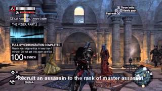 Assassins Creed Revelations - Assassin Guild Challenges Walkthrough [HD]