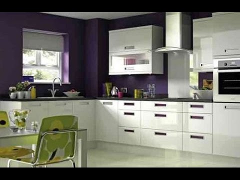 Modern L Shaped Kitchen Designs