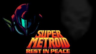 Super Metroid: Rest in Peace | Creepypasta
