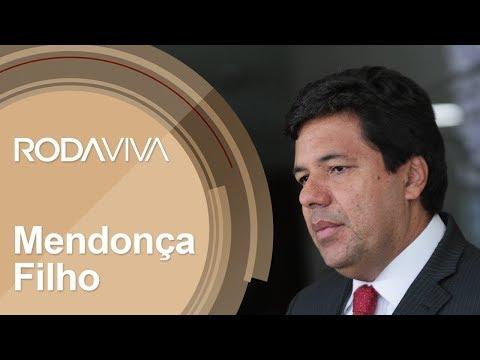 Roda Viva | Mendonça Filho | 12/03/2018