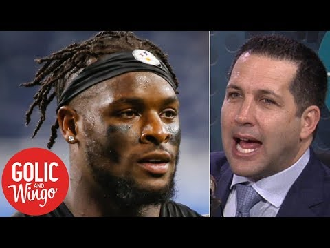 LeVeon Bell return, Ryan Tannehill injury, Denvers hot seat, Raiders trade rumors | Golic & Wingo