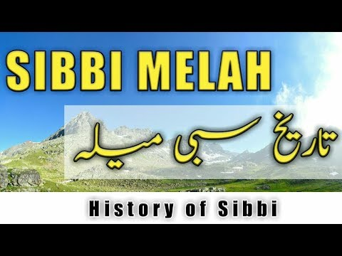 Historical events of Sibi District of Balochistan , Pakistan.