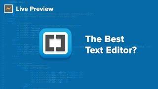 my Favorite Text Editor - Brackets